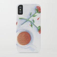 Cup of Tea iPhone X Slim Case