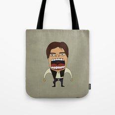 Screaming Han Solo Tote Bag