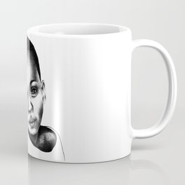 African Child Coffee Mug