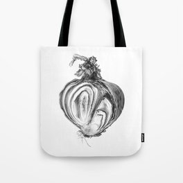 Withered Onion Tote Bag
