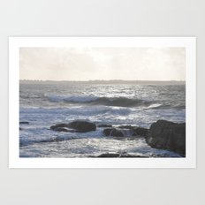 Eastern Atlantic Art Print