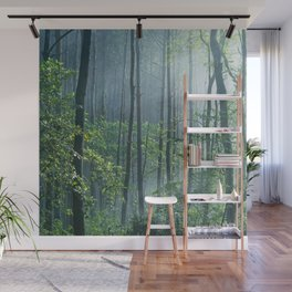 Enchanted Woodland Wall Mural