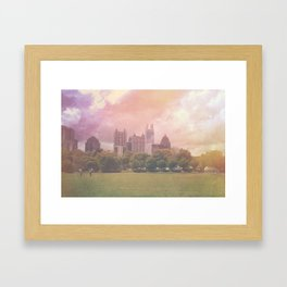 Park West Framed Art Print