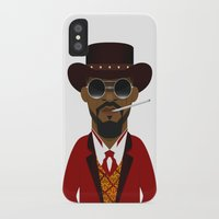 django iPhone & iPod Cases featuring DJANGO by Capitoni