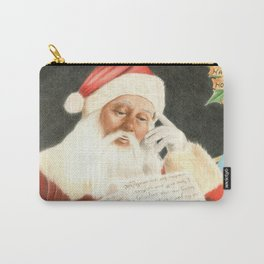 Letter to Santa Claus Carry-All Pouch
