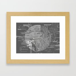 systems Framed Art Print