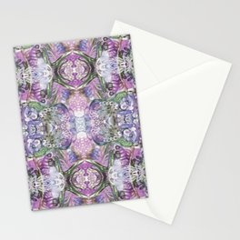 Lavender Melodies Stationery Cards