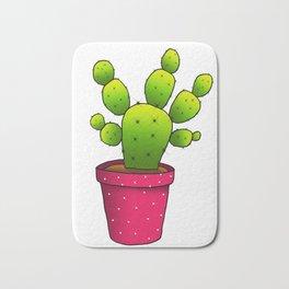 cactus #4 Bath Mat