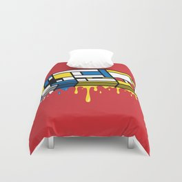The Art of Gaming Duvet Cover