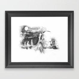 The Bell Toll Framed Art Print