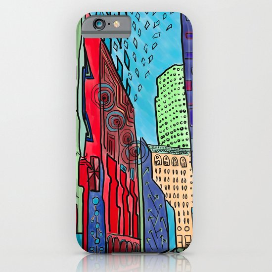 Back Alleys Aren't So Bad iPhone & iPod Case