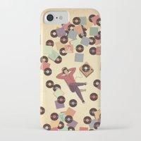 vinyl iPhone & iPod Cases featuring Vinyl by Davide Bonazzi