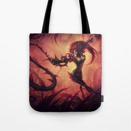 Classic Zyra League Of Legends Tote Bag