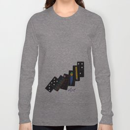 Threadless Live at Marwen: Student winner Isabel Trumbull Long Sleeve T-shirt
