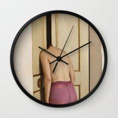 oltrepensare#8 Wall Clock