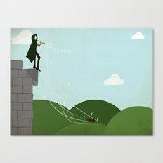 Piper Canvas Print