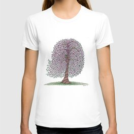 A tree of legend T-shirt