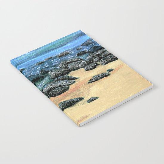 Poipu Beach Landscape Notebook
