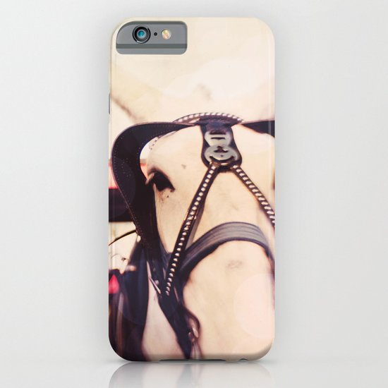 Horse-drawn Carriage - New Orleans iPhone & iPod Case