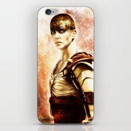Mad Max : Fury Road - Furiosa iPhone Skin