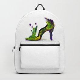 Feathered Heel Backpack