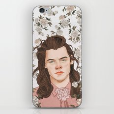 H Pink iPhone & iPod Skin