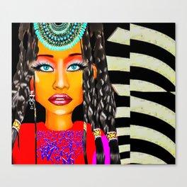 ZETA Canvas Print