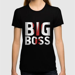 Big Boss Tribute T-shirt