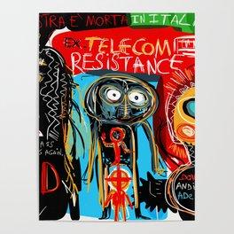 Ex-telecom Poster