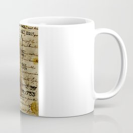 Ephemera 2 Coffee Mug