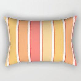 Warm tones Rectangular Pillow
