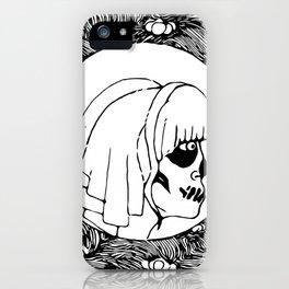 hollows girl iPhone Case