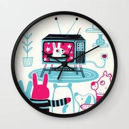 The Magic Hour Wall Clock