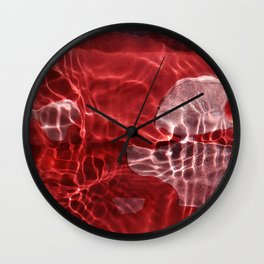 Red River Wall Clock
