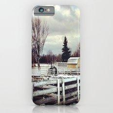 Yellow Barn iPhone 6s Slim Case