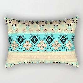 Peppermint morning Rectangular Pillow