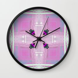 Handkerchief Wall Clock