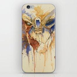 Garrus Vakarian iPhone Skin