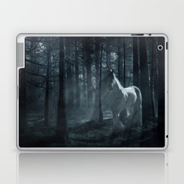 Unicorn in the Forest Laptop & iPad Skin