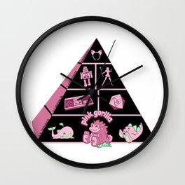 PG Gamer Sustenance   Wall Clock