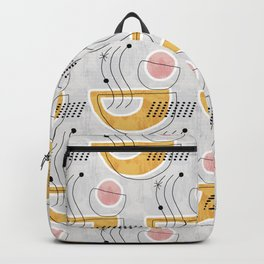 Abstract - Sweet Morning Backpack