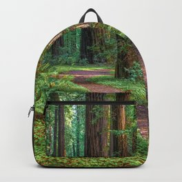 A Walk in the Redwoods Backpack