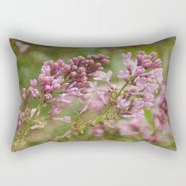 Lilacs Rectangular Pillow