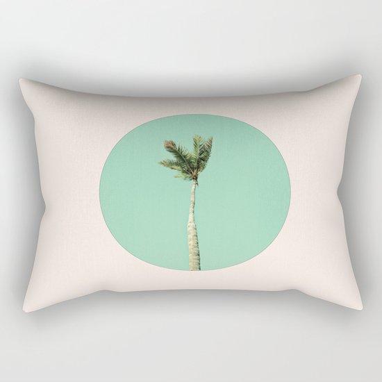 The Palm Life Rectangular Pillow