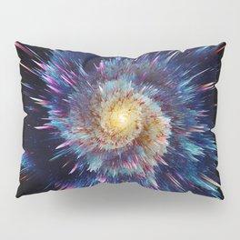 Pinwheel Galaxy Pillow Sham