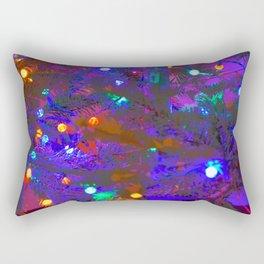 Mood Lighting Rectangular Pillow