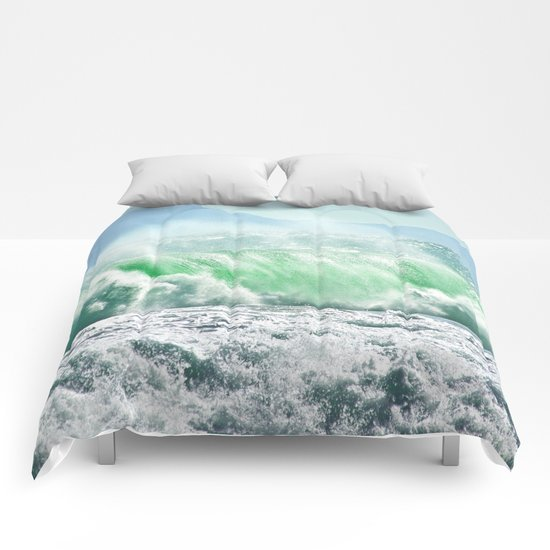 Emerald 2 Comforters
