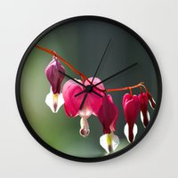 bath Wall Clocks featuring Lady in a bath by UtArt