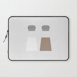 #36 Salt and Pepper Laptop Sleeve