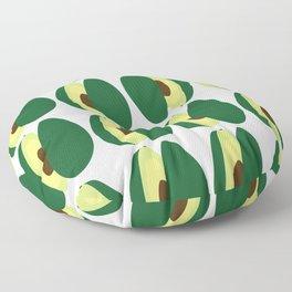 Avocados Floor Pillow